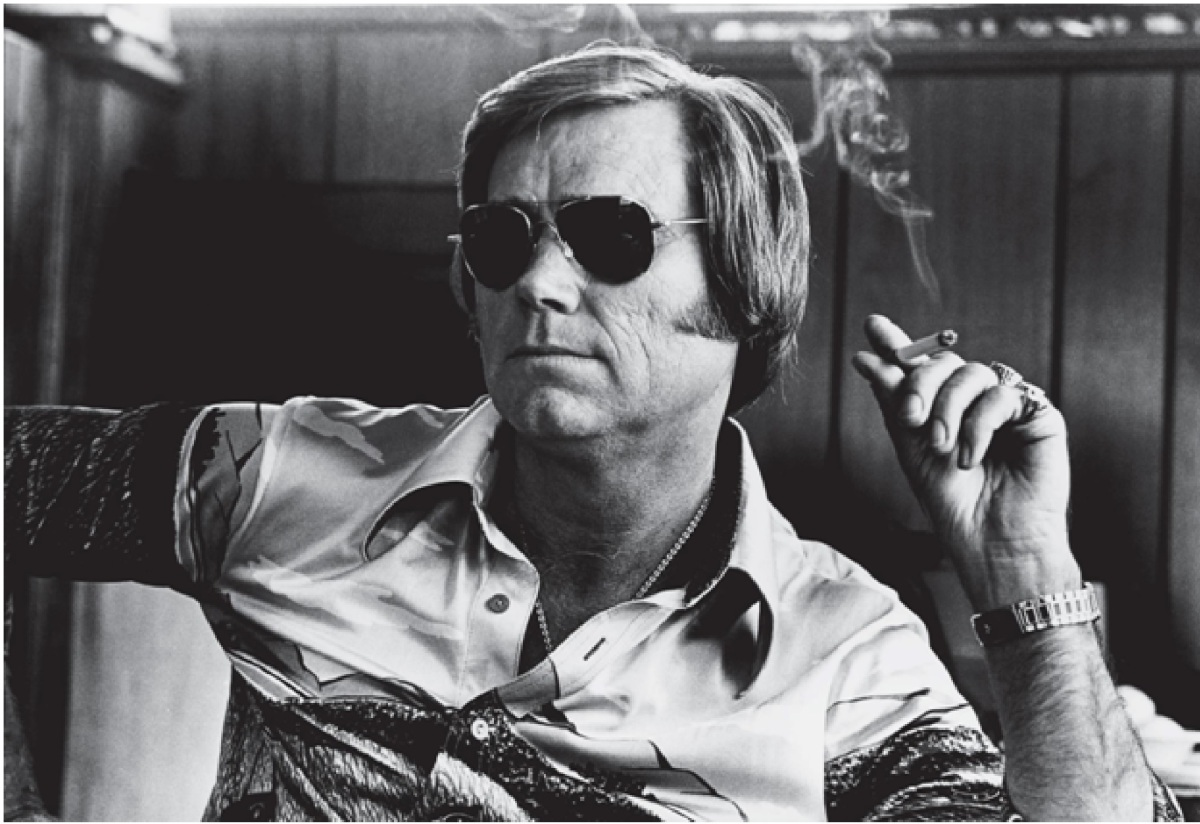 George Jones : Un amour indéniable - Michelle Nowlan