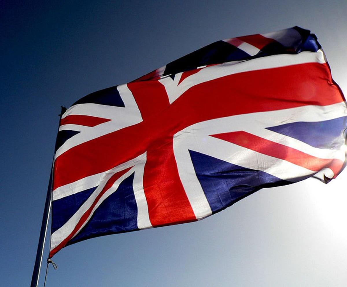 Un Union Flag ne fait pas l'Angleterre - Raymond Blanchard