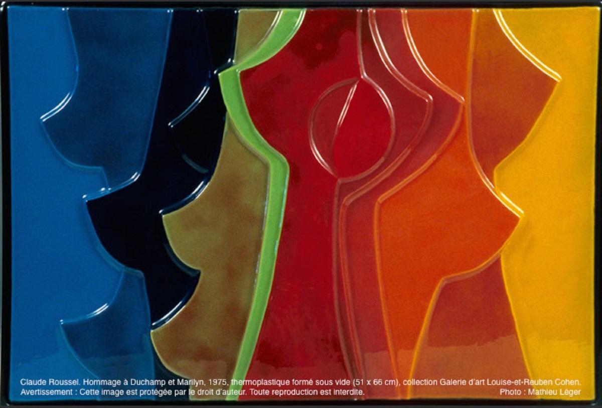 L'érotisme « Pop-minimaliste » de Claude Roussel : suivre la cadence et réveiller l'Acadie artistique - Elise Anne LaPlante