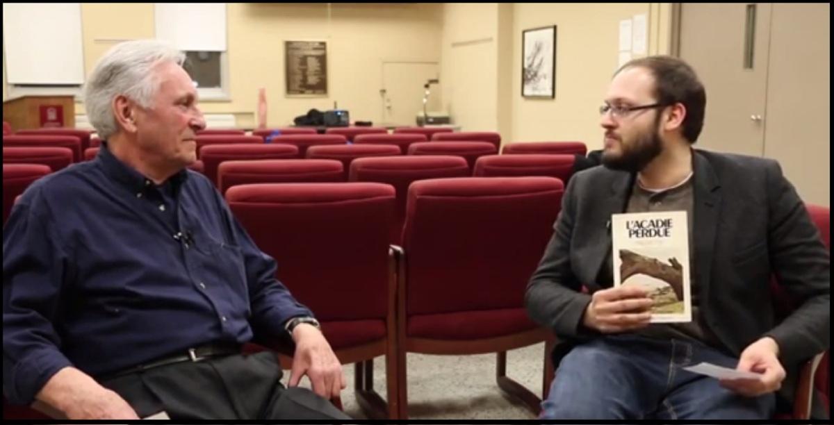 Astheure on jase! Entrevue avec Michel Roy