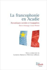Francophonie en Acadie