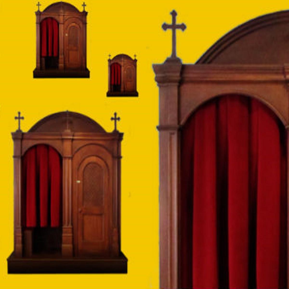 Le retour de la confesse en Acadie - Céleste Godin