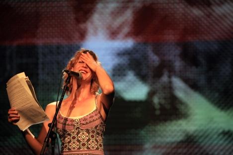 Sonia Cotten. Crédit photo : Julie D'Amour-Léger.