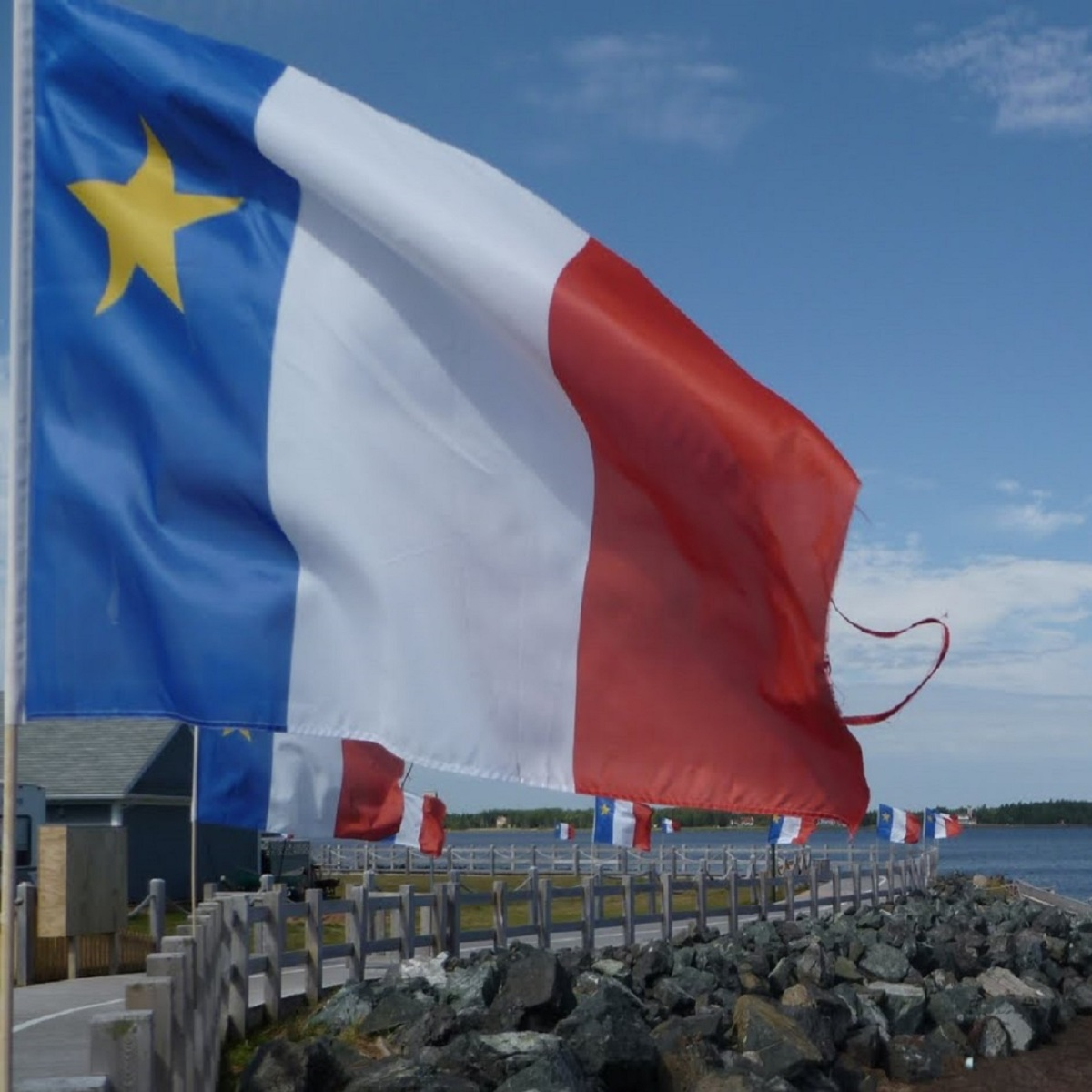 Au-delà de survivre : perspectives sur l'Acadie contemporaine - Gabriel Robichaud