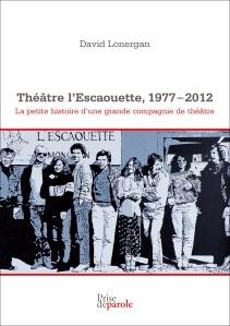 Crédit photo : Éditions Prise de parole (oeuvre de première de couverture d'Herménégilde Chiasson).