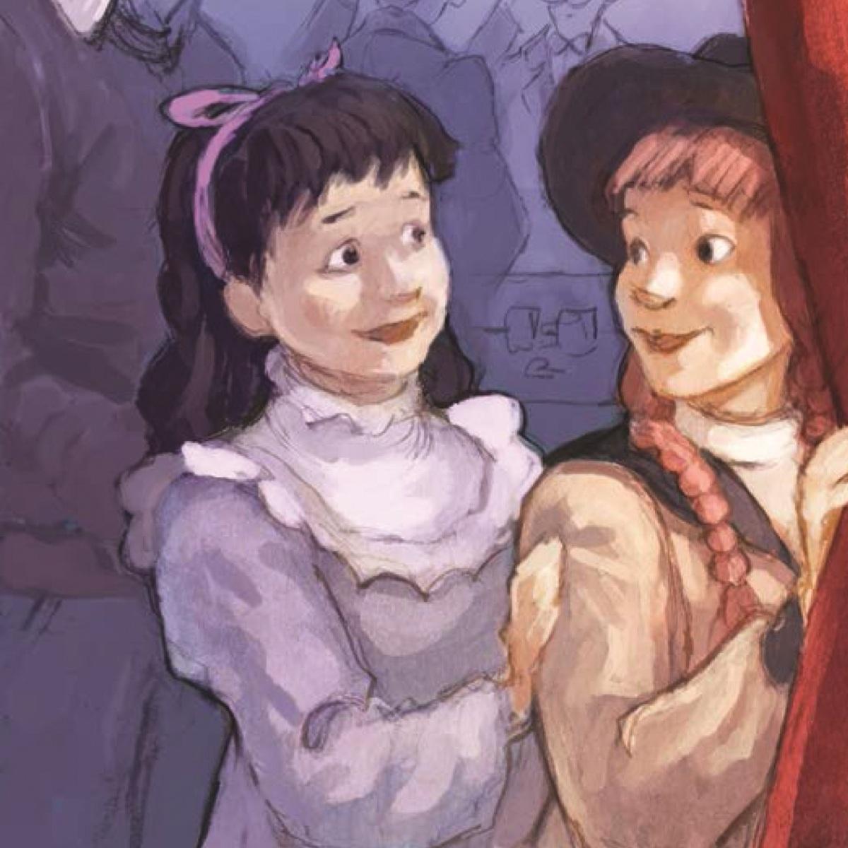 Français or English : des livres bilingues pour les jeunes lecteurs - Myriam Richard