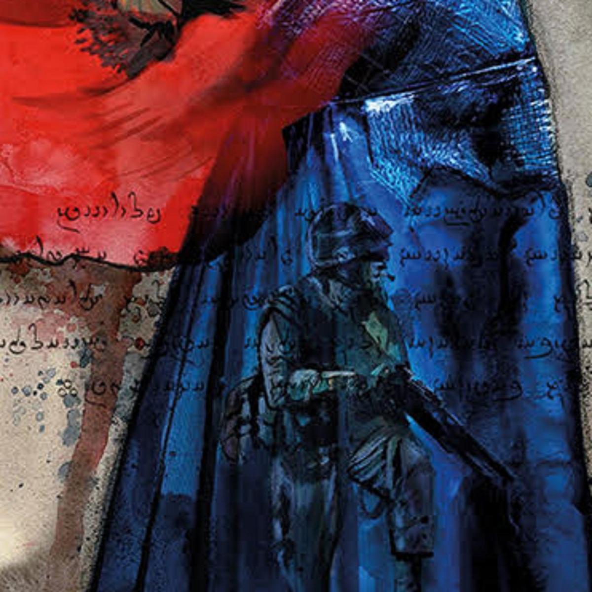 Coquelicot sur un rocher : entre l'amour et la haine - Marie-Soleil Ouellette