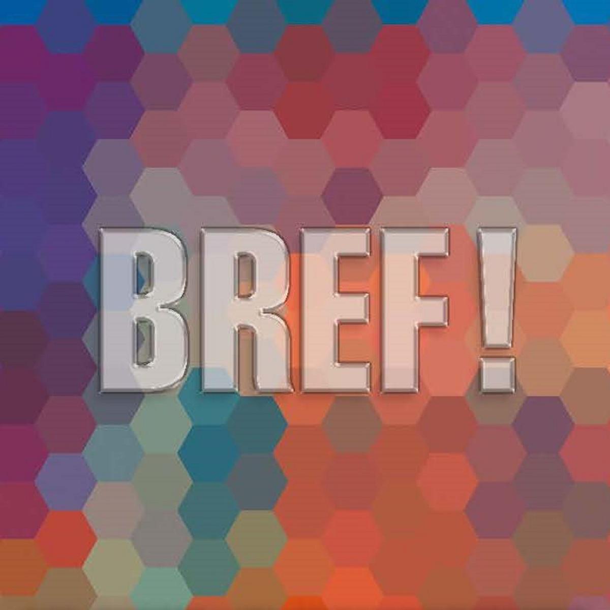 BREF! : un recueil à déguster à petites doses - Myriam Richard